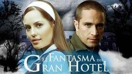 El fantasma del Gran Hotel (2009) [Israel Sánchez, Rodrigo Lalinde] Serie completa + 3 películas Envio Incluido