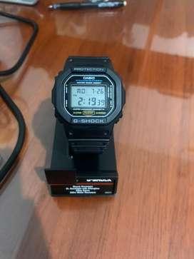 Casio Men's G-Shock (Model: DW5600E-1V)