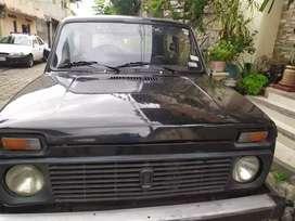 Vendo Lada Niva 4x2