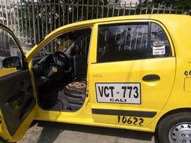 Taxi atos 2011 aa exelente estado