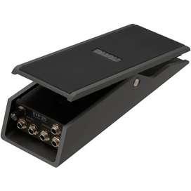 Pedal Korg XVP-20 Expresion Volumen Negro    Music Box