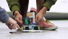 Ingeniero mecatrónica robotica