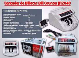 Maquina Contadora De Billetes Bill Counter + Envió