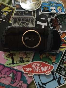 Play station portable, PSP 3000 negra