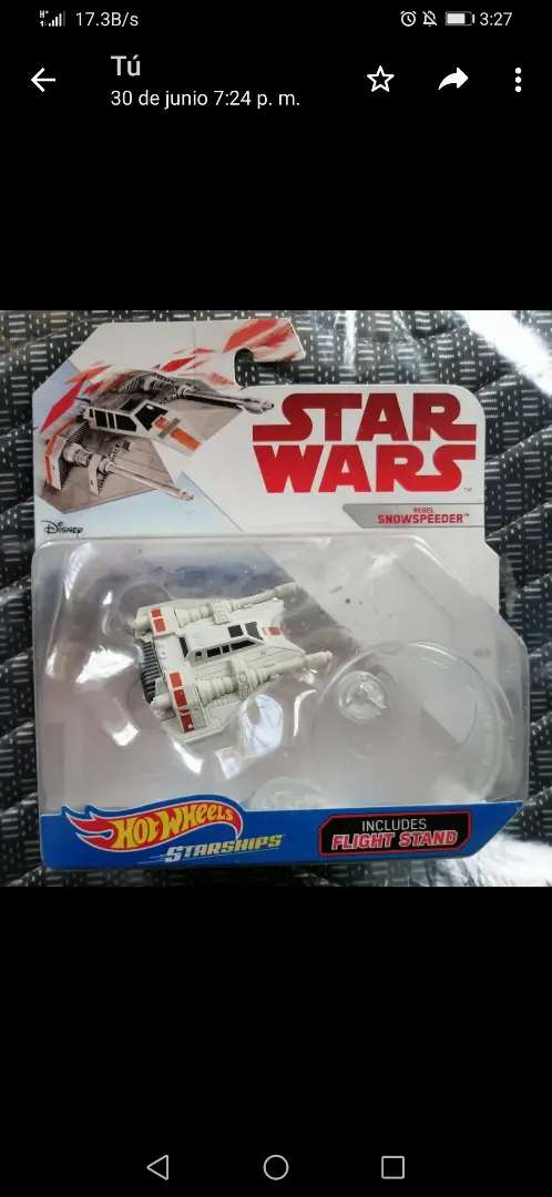 STAR WARS HOTWHEELS 0