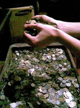 Lotes De Monedas Argentinas (venta por kilo)