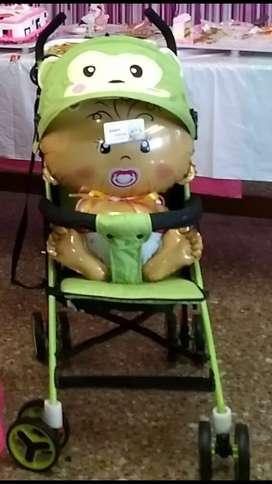Vendo coche asoleado baby Guchi unisex