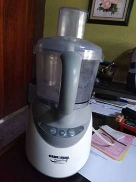 Procesador  black and decker fp1510 usado