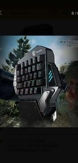 Teclado Gamesir Z1