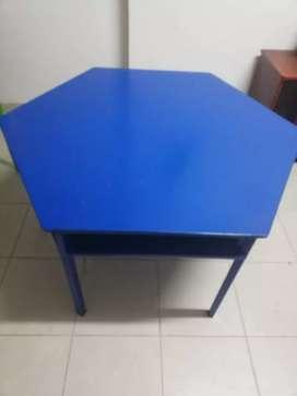 Mobiliario de colegio