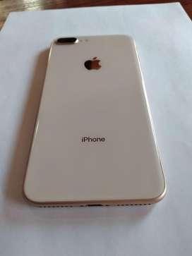 Vendo iPhone 8 plus Rose Gold