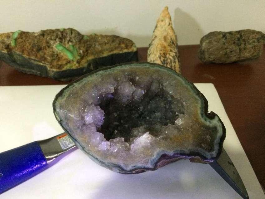 Geoda de Cuarzo 0