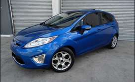 Vendo oportunidad Ford fiesta Kinetic 2013 impecable titanium.