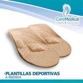 Plantilla Ortopedicas Deportivas a Medida Ortopedia Care Medical