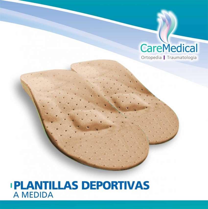 Plantilla Ortopedicas Deportivas a Medida Ortopedia Care Medical 0