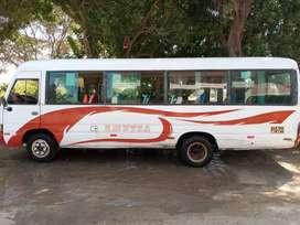 Bus 25 pasajeros venta