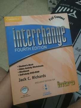 Libro Interchange 4a Edición