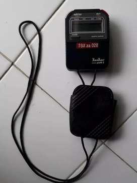 Cronometro digital hanhart made in germany.
