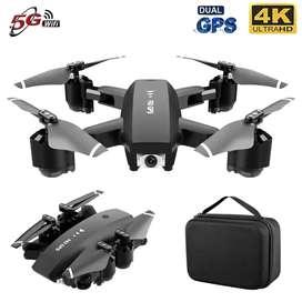 Drone profesional 4k / gps / estabilidad de vuelo y más