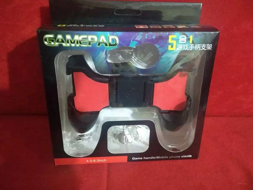 Control Con Gatillos Y Joystick Juegos Celular ios / Android