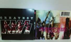 KIss Greatest Hits 1998 sin CD