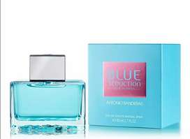 Perfume de mujer original Antonio banderas blue seduction