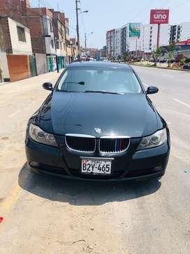 BMW 320i, 2006, secuencial 118,660 km 8,200 dolares