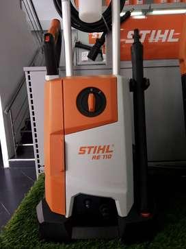 Hidrolavadora Stihl Re 110 Original Con Motor Silencioso