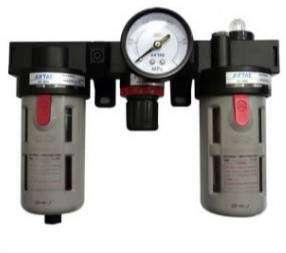 Filtro regulador de drenaje