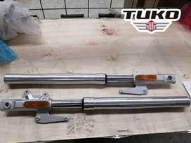 Repuestos GT-50  BARRAS TELESCOPICAS