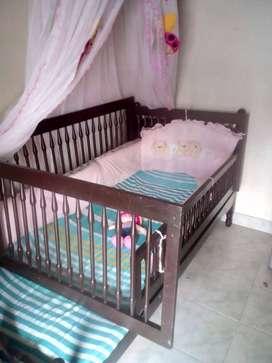 barandas para una cama
