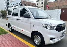 Vendo minivan chevrolet N400, 2021, DUAL.