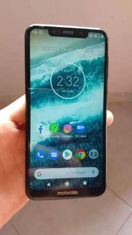 Vendo Motorola Moto one