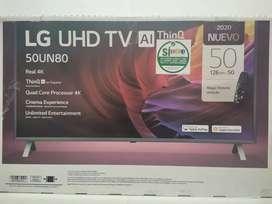 TV LG UHD de venta