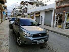 RAV4 2007 4x4 Manual, Acepto Vehiculo de Menor Valor