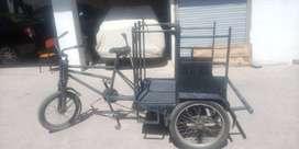 Triciclo para motor