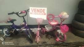 Ganga Combo bicicleta+ Monopatín + Triciclo para niña de 2 años a 5 años