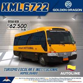 MICROBUS GOLDEN DRAGON