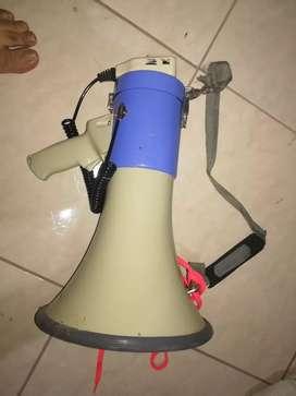 Un megafono
