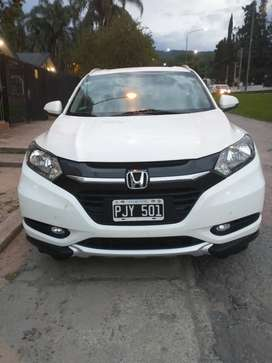 Hr-v impecable 2015 - 44 mil km impecable tope de gama