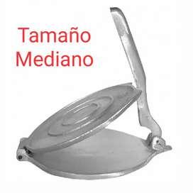 Prensamasa Pataconera en aluminio mediana