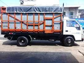 Camion jmc de 100 quintales