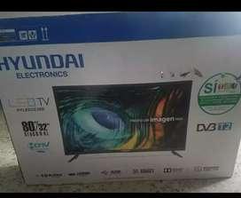 Se vende tv Hyundai de 32 pulgadas con tdt incluida