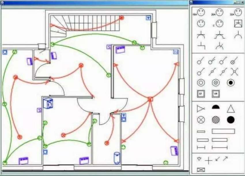 ELECTRICISTA - CCTV 0