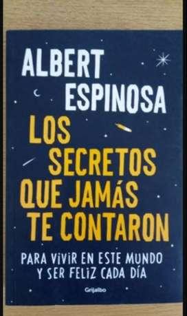 Libro Usado Los Secretos Que Jamás Te Contaron Albert Espinosa