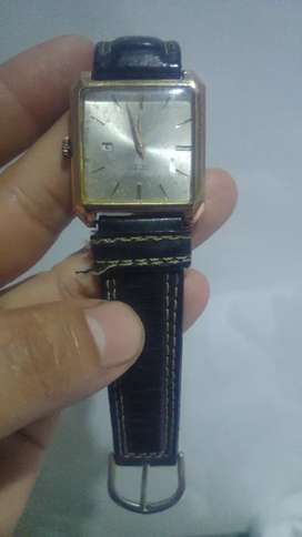 Vendo Reloj Original De Cuero.