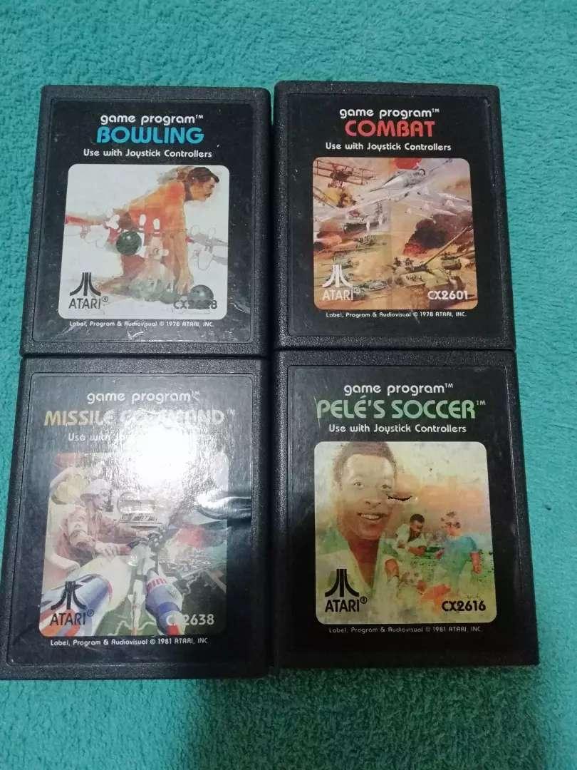 Juegos Game Atari Vintage 1982