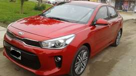 Kia Rio version EX PLUS AT 2018 a 13500 dolares