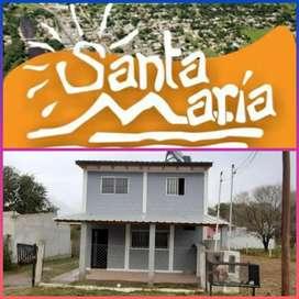 Alquilo Departamento de 2 Dormitorios en Santa María