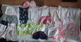 Lote de ropa casi nueva